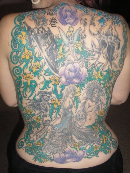 It's Difficult To Comprehend Just How Bad These Tattoos Really Are