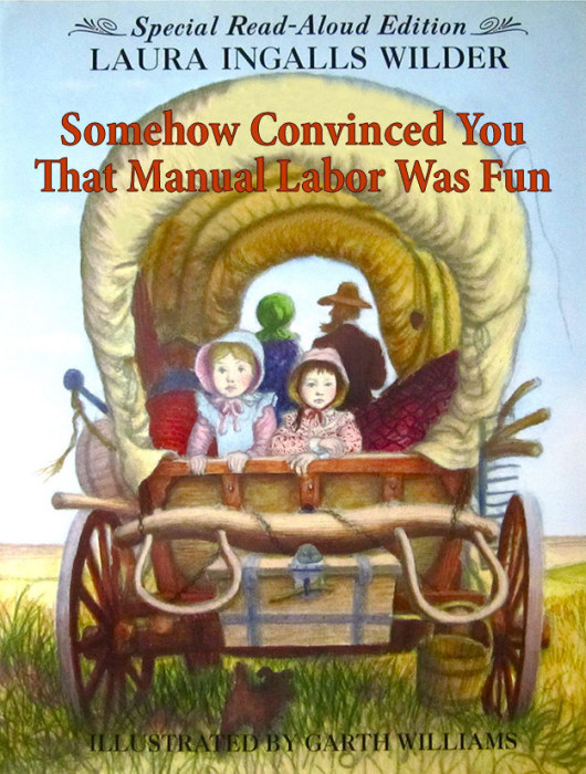 What Young Adult Book Titles Would Be If They Were Honest