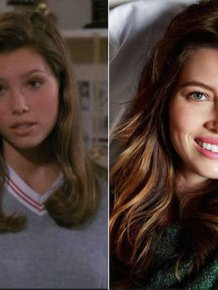 Childhood Crushes That Only Got Better Looking With Age