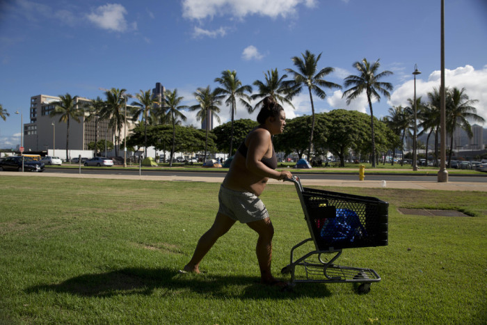 What It's Like To Be Homeless In Hawaii