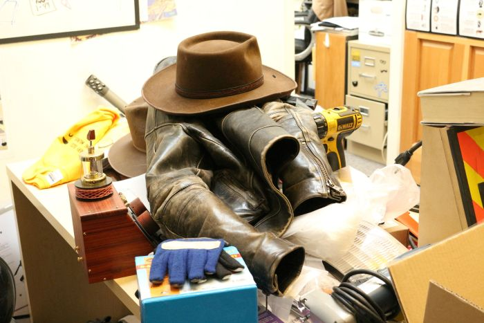 Adam Savage Shares Photos From The Last Day Of Filming For MythBusters