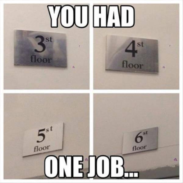 Work Fails & Job LOLs, part 52