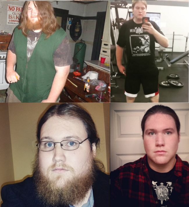 These People Are Almost Unrecognizable After Making Extreme Physical Transformations