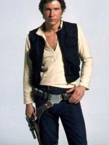 Han Solo Back In The Day And Today