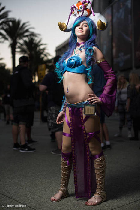 All The Most Awesome Cosplay Pictures From BlizzCon 2015, part 2015