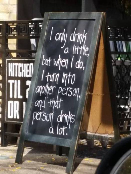 Hilarious Signs That You Would Love To See In Public