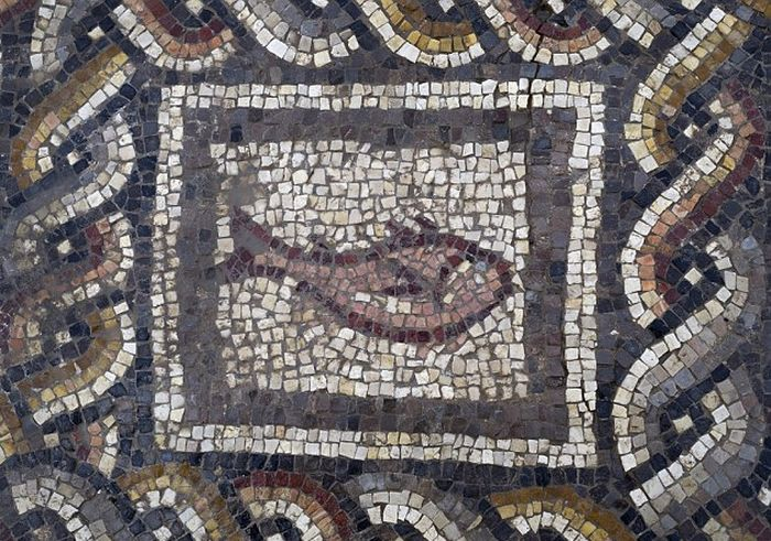 Archaeologists Discover An Incredible Mosaic In Israel