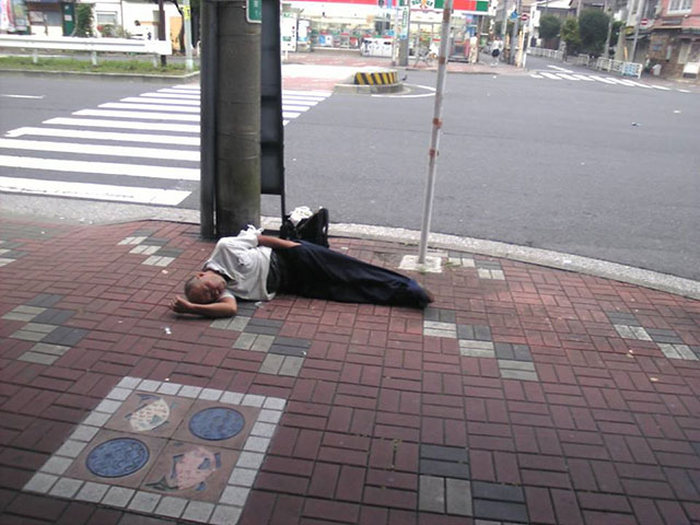 Getting Drunk Is Part Of The Job In Japan