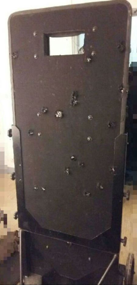 This Is The Shield Police Used To Storm A Concert During The Paris Attacks