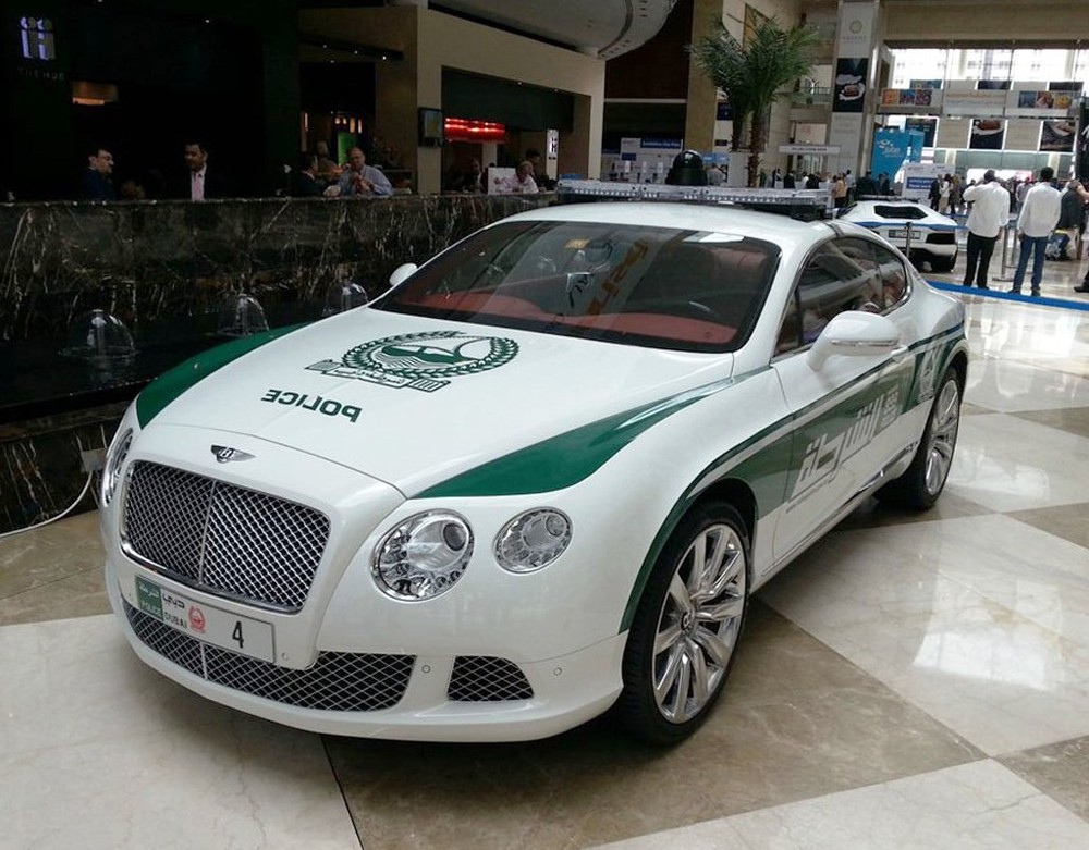 New Police Cars >> Super cars of Dubai Police | Vehicles