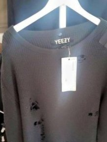 You Won't Believe How Much Kanye West Is Trying To Sell This Shirt For