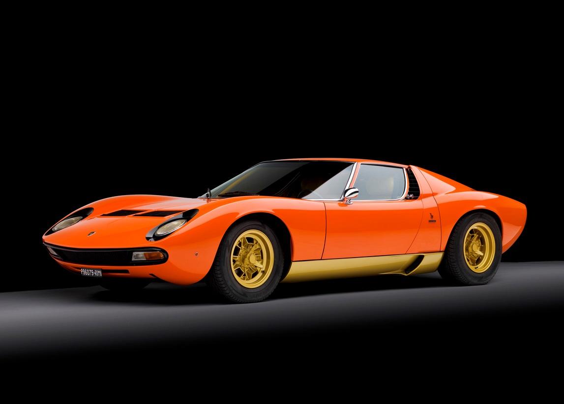 Lamborghini Models Vehicles