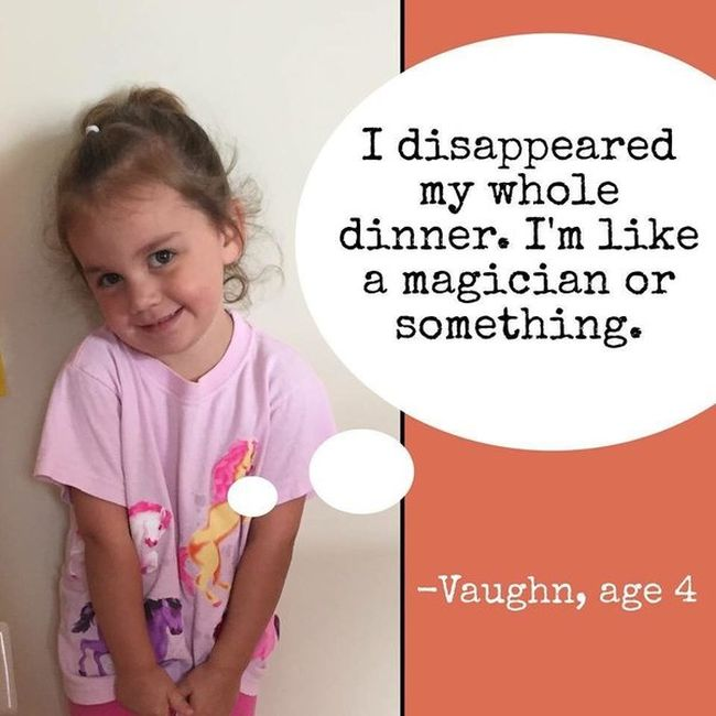 Ridiculously Hilarious Quotes That Could Only Come From Kids