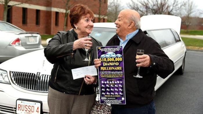 Lucky Boston Woman Wins $1 Million Dollars For The Second Time