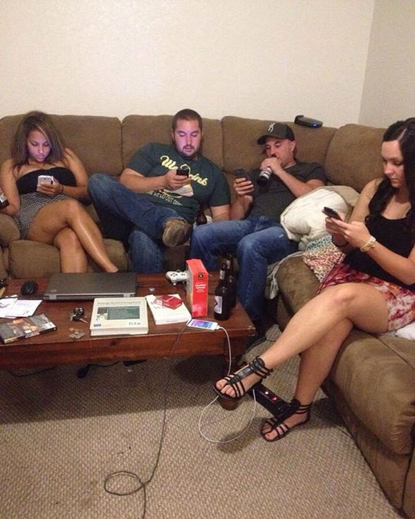 Cell Phone Addiction Has Become An Epidemic