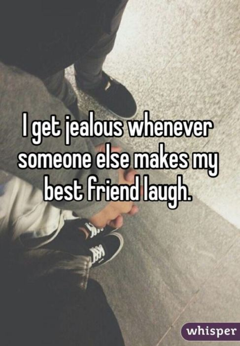 People Admit Their Reasons For Being Jealous Of Their Best Friend