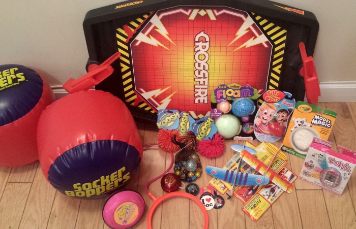This Guy Is Giving His Sister The Ultimate 90s Care Package For Christmas