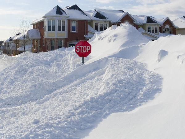 Canadian winter life hacks