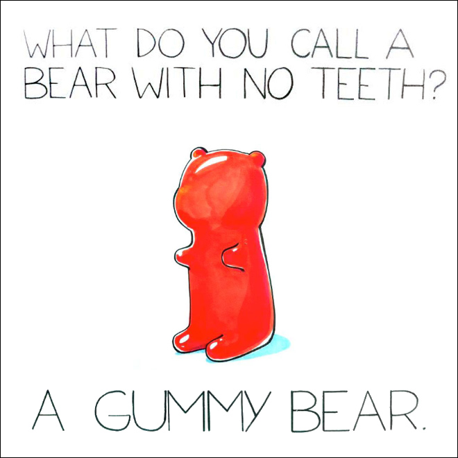 Simple Illustrated Puns That Never Stop Being Hilarious