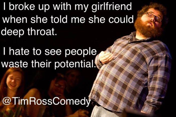 Hilarious Standup Jokes