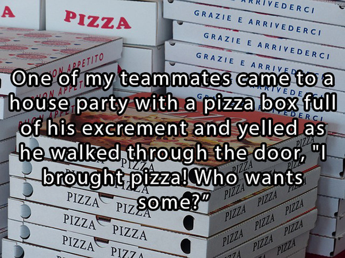 15 Of The Craziest Things That Have Ever Happened At College Parties