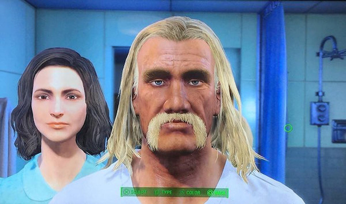 The Most Impressive Celebrity Face Mods From Fallout 4, part 4