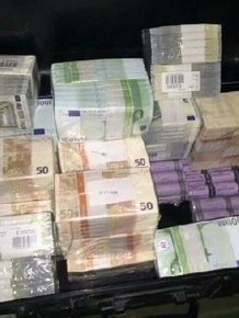 Weapons And Money Seized On German Plane In Baghdad
