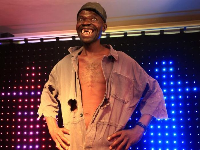 Meet The Winner Of The 2015 Mr. Ugly Competition