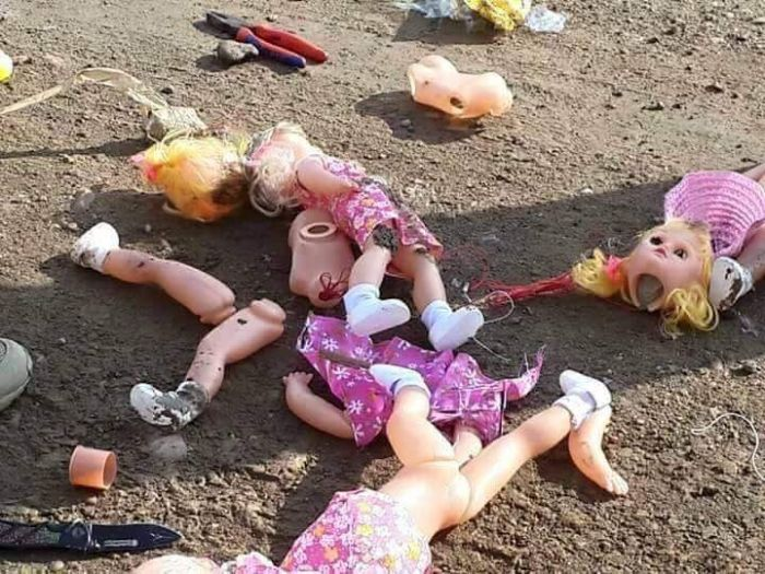 ISIS Is Hiding Explosives Inside Of Dolls