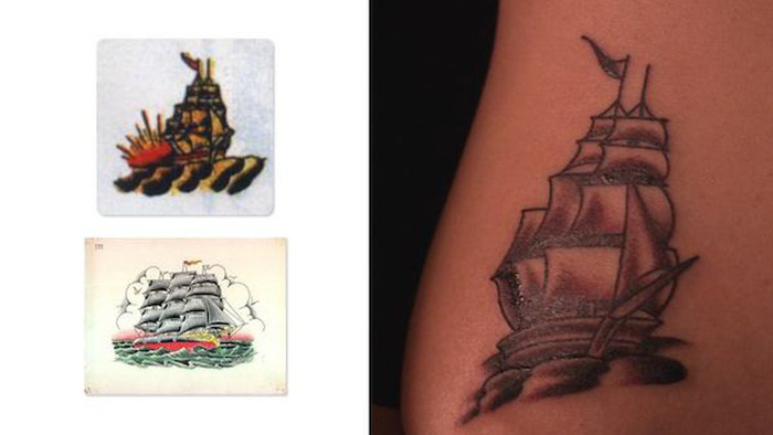 Woman Gets 100 Years Worth Of History Tattooed On Her Body