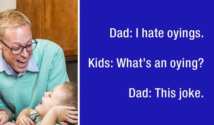 Awful Jokes That Were Custom Built For Dads