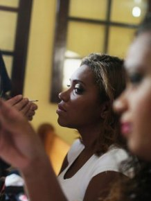 Inmates In Rio Compete For The Title Of Miss Criminal 2015