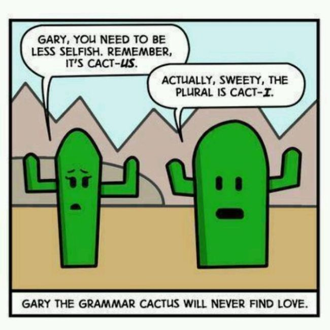 Jokes That Only Grammar Nerds Can Appreciate