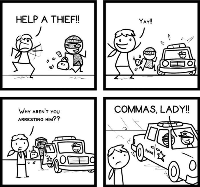 Jokes That Only Grammar Nerds Can Appreciate