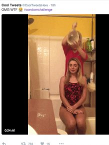The Condom Challenge Is The Strangest Viral Trend Of All Time