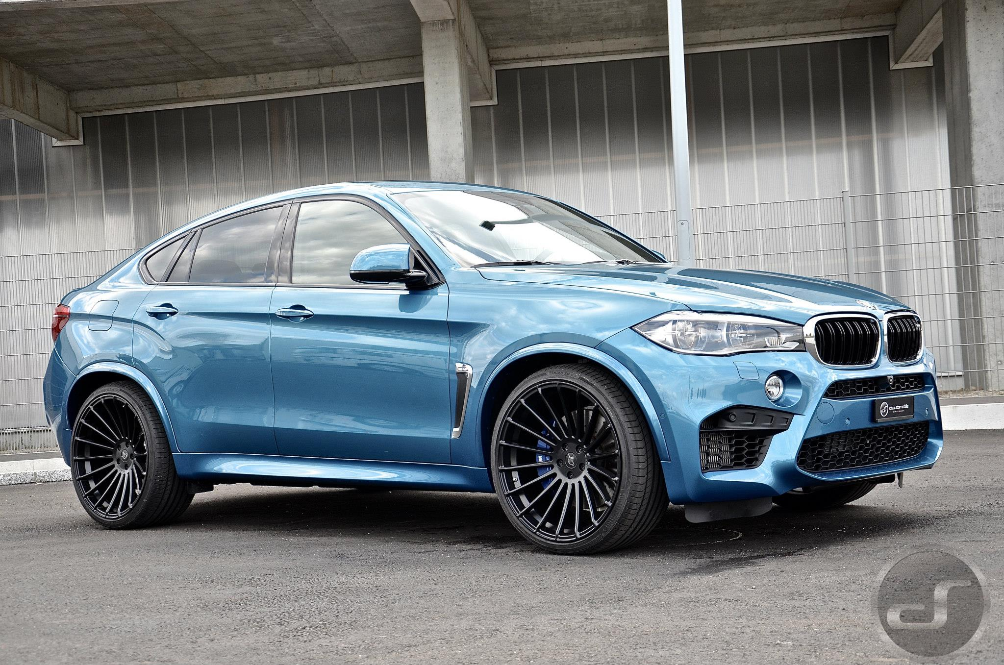 Bmw X6 M By Hamann Vehicles