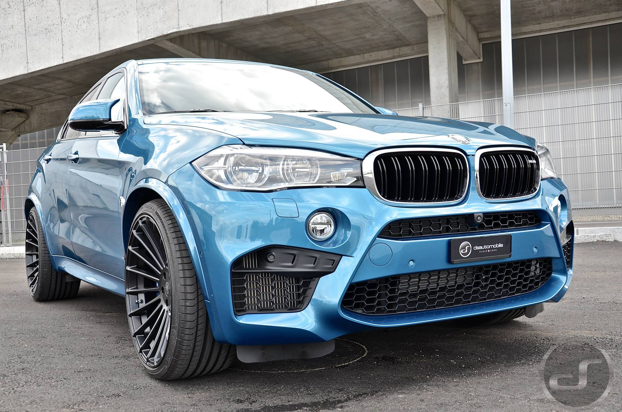 BMW X6 M by Hamann