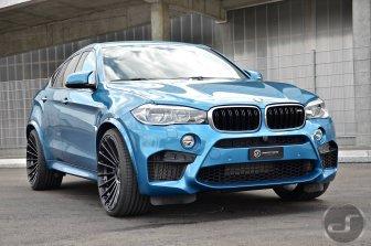 BMW X6 M by Hamann