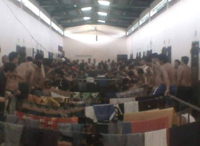 What Daily Life Is Like Inside Latin America's Toughest Prison