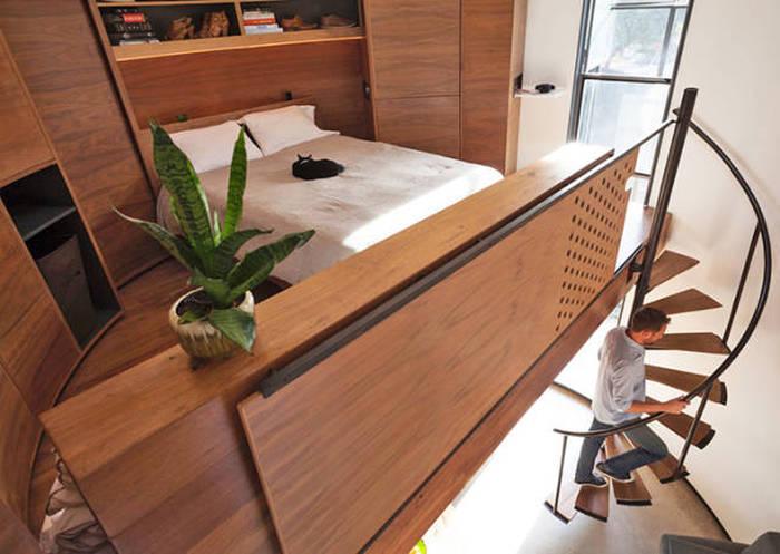 Crafty Architect Turns A 1955 Grain Solo Into A Classy Home