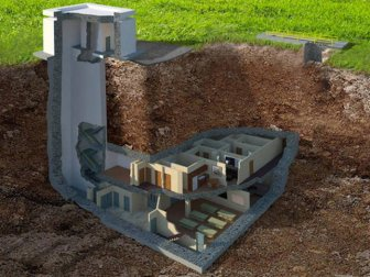 You Won't Believe How Awesome This Underground Bunker Is