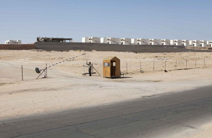 Sharm El Sheikh Is Now A Ghost Town