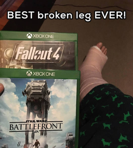 Pics That Will Make Every Gamer Burst Into Laughter
