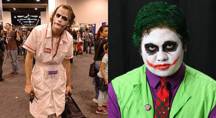 The Best And Worst Cosplay Costumes Ever Made Side By Side Others