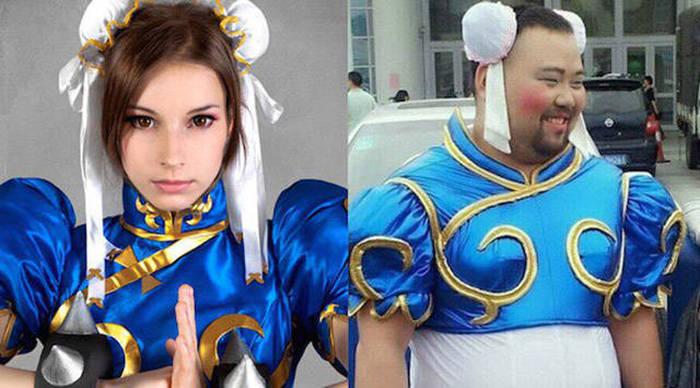The Best And Worst Cosplay Costumes Ever Made Side By Side  sc 1 st  PIXIMUS & The Best And Worst Cosplay Costumes Ever Made Side By Side | Others