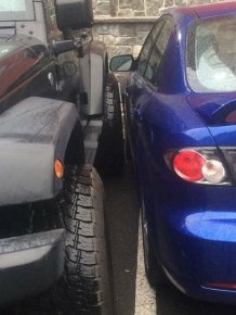 These People Are Really Terrible At Parking