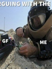 Photos That Accurately Sum Up The Experience Of Having A Girlfriend