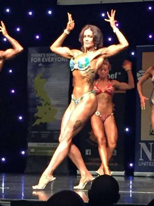 Woman Makes A Miraculous Transformation After Becoming A Bodybuilder