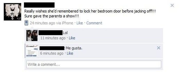 Shameful Moments That Played Out On Facebook