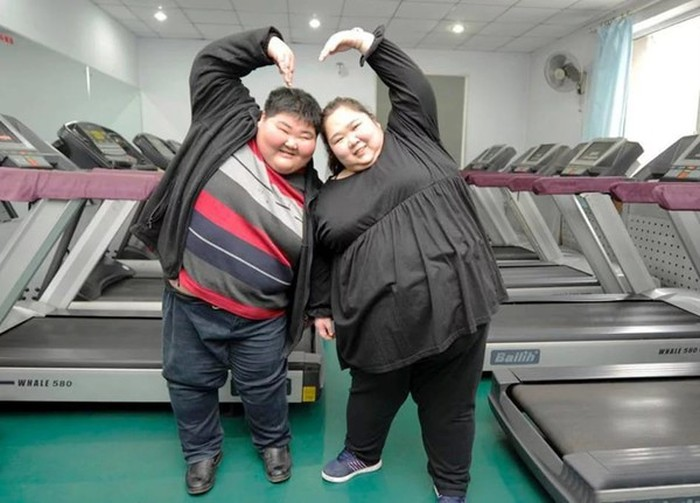 Is This The World's Largest Couple?